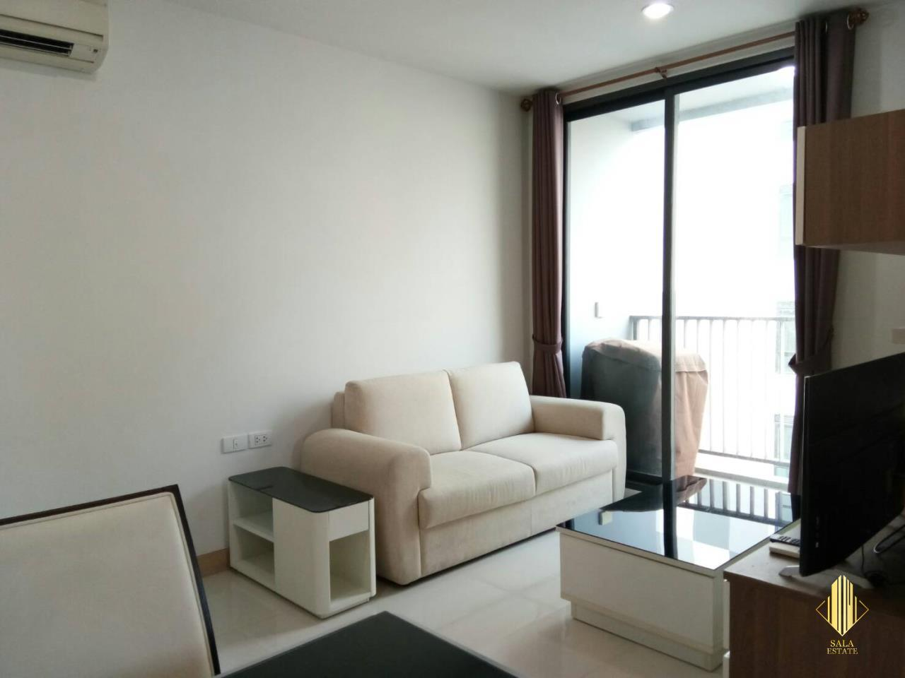SALA ESTATE Agency's THE PRESIDENT SUKHUMWIT-BTS ONNUT 2 BEDROOM 1 BATHROOM FULLY FURNISHED 6