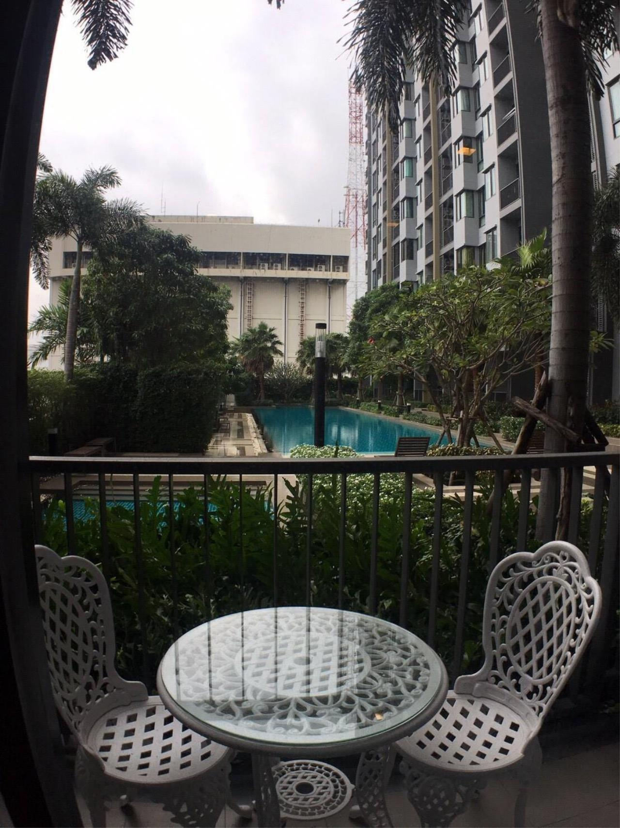 SALA ESTATE Agency's Q HOUSE SUKHUMVIT 79 – BTS ON NUT, 2 Bedrooms 2 Bathrooms, Fully Furnished, City View 1