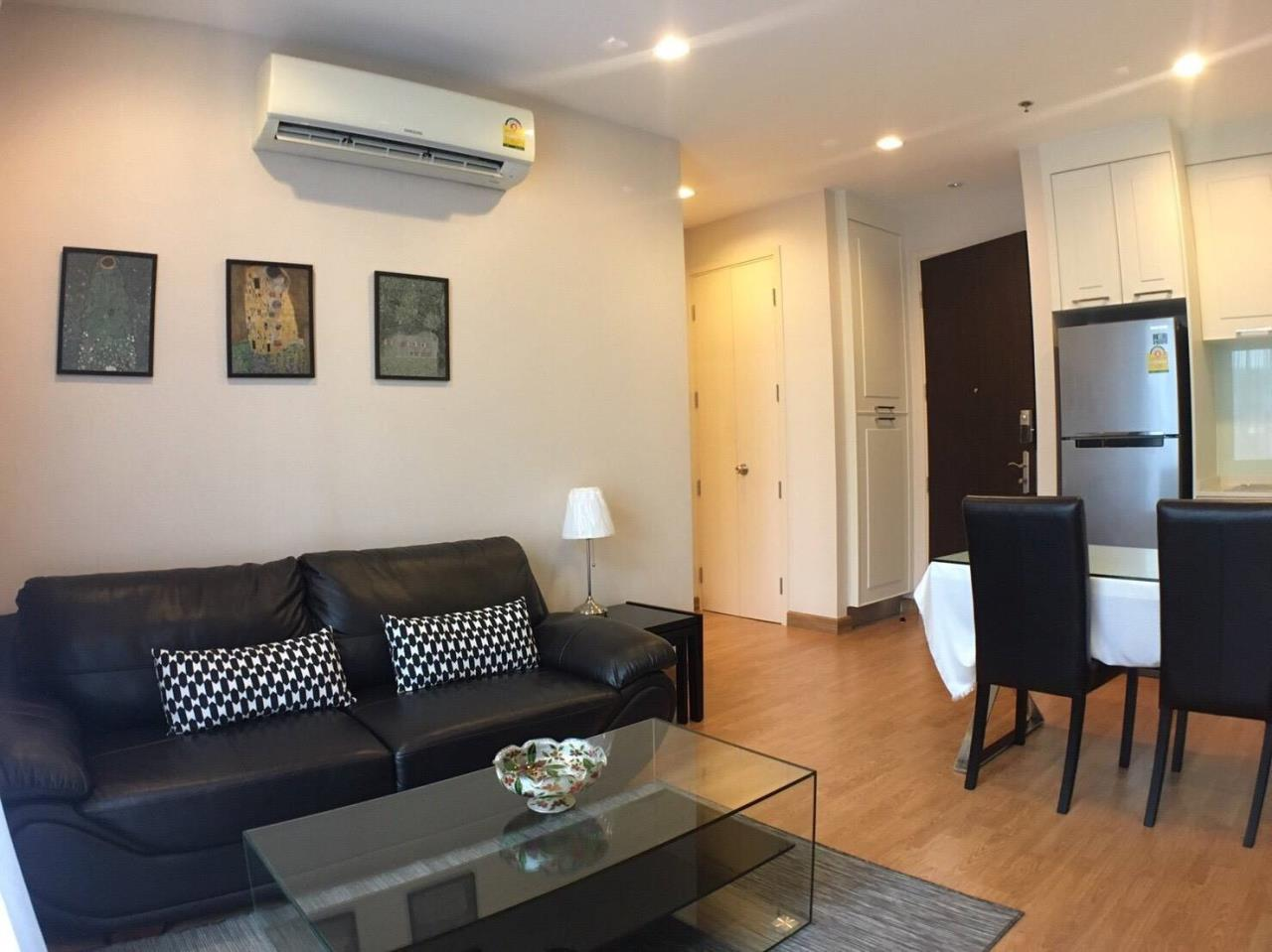 SALA ESTATE Agency's Q HOUSE SUKHUMVIT 79 – BTS ON NUT, 2 Bedrooms 2 Bathrooms, Fully Furnished, City View 2