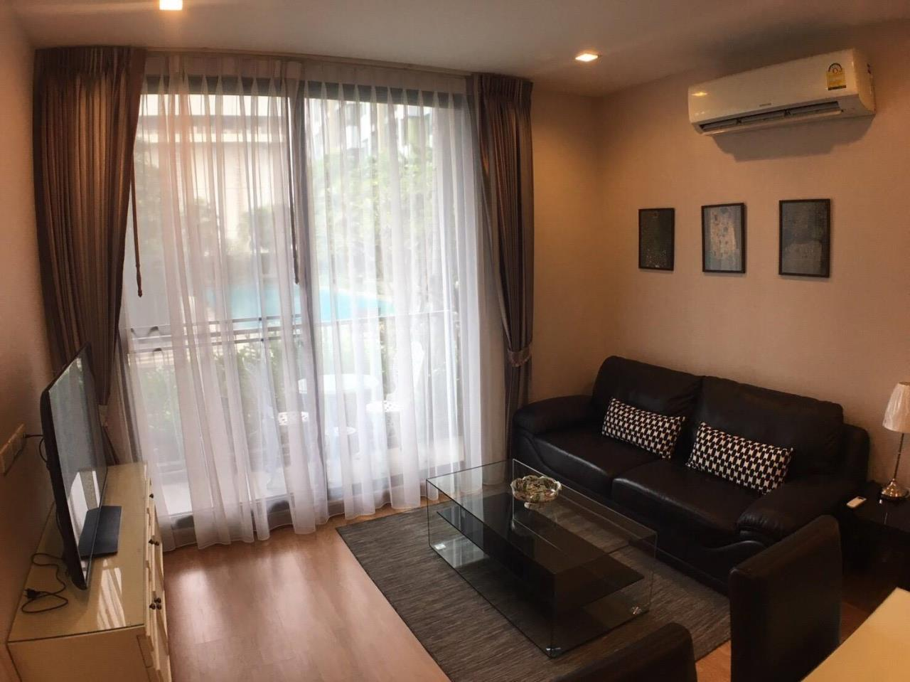 SALA ESTATE Agency's Q HOUSE SUKHUMVIT 79 – BTS ON NUT, 2 Bedrooms 2 Bathrooms, Fully Furnished, City View 8
