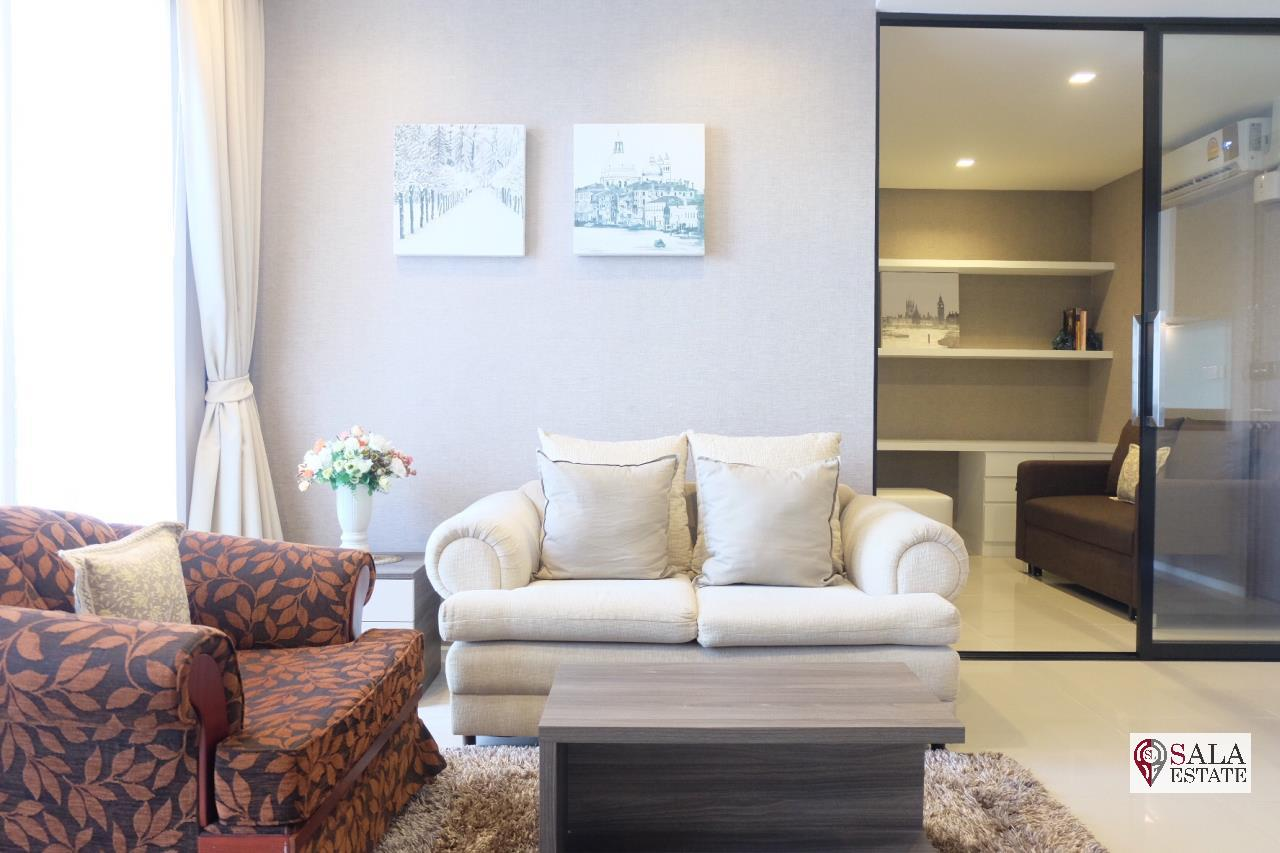 SALA ESTATE Agency's QUINN CONDO RATCHADA 17 - MRT SUTTHISAN, 1 BEDROOM 1 BATHROOM, FULLY FURNISHED, CITY VIEW 6