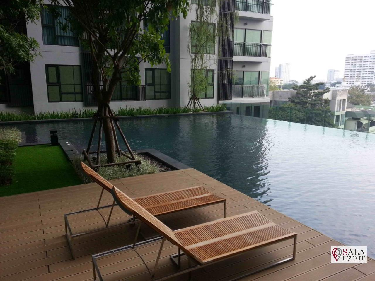 SALA ESTATE Agency's (SALE WITH TENANT)RHYTHM SUKHUMVIT 36-38 – BTS THONG LOR, 55.6 SQM 2BEDROOMS 2BATHROOMS, FULLY FURNISHED 6