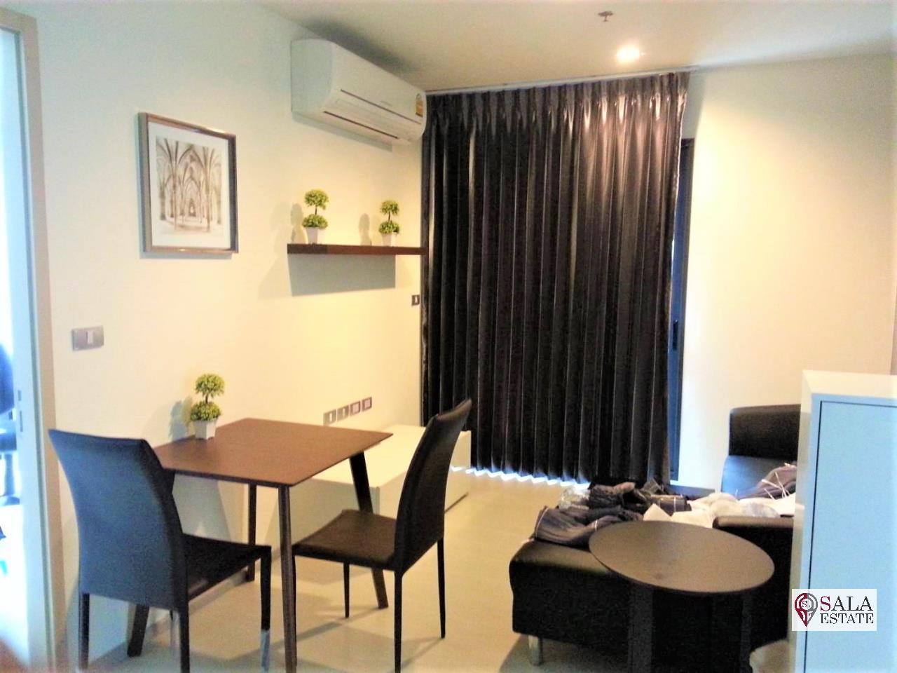 SALA ESTATE Agency's (SALE WITH TENANT)RHYTHM SUKHUMVIT 36-38 – BTS THONG LOR, 55.6 SQM 2BEDROOMS 2BATHROOMS, FULLY FURNISHED 3