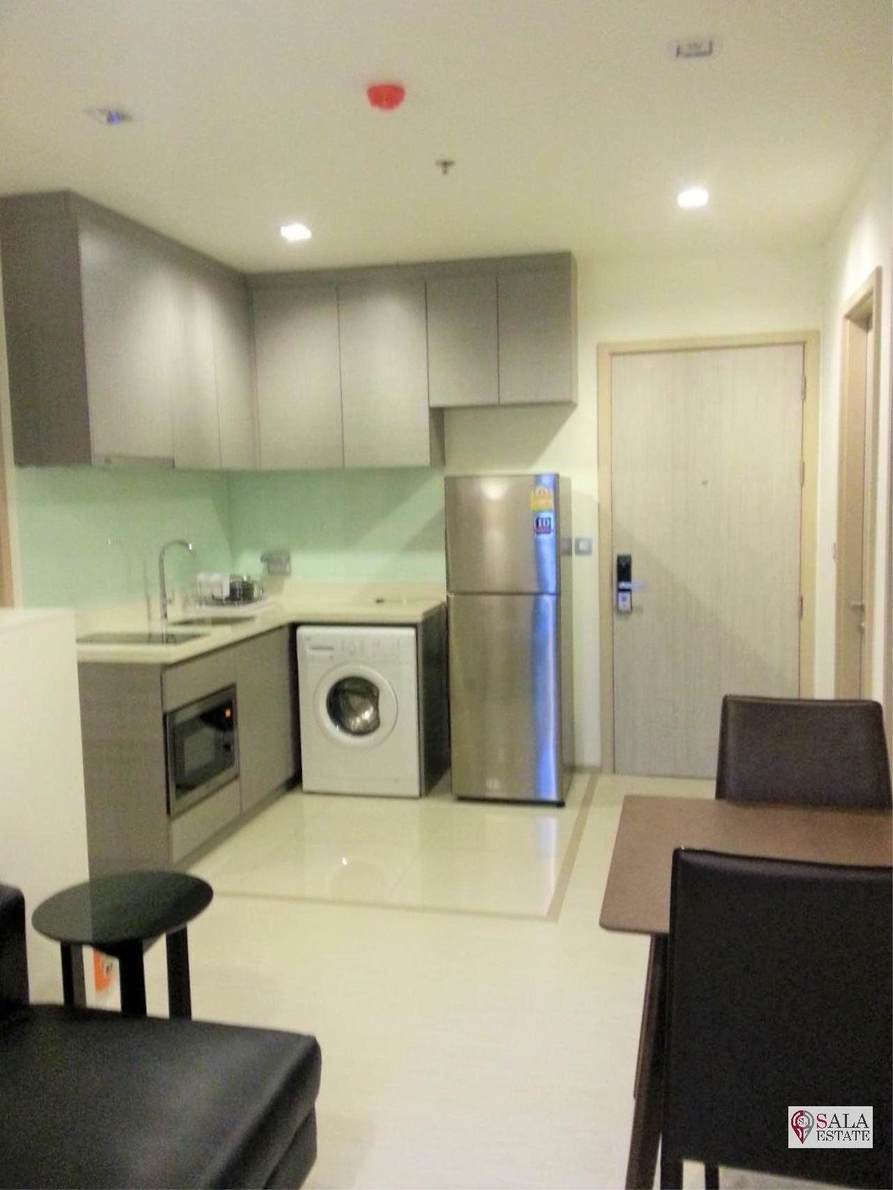 SALA ESTATE Agency's (SALE WITH TENANT)RHYTHM SUKHUMVIT 36-38 – BTS THONG LOR, 55.6 SQM 2BEDROOMS 2BATHROOMS, FULLY FURNISHED 4