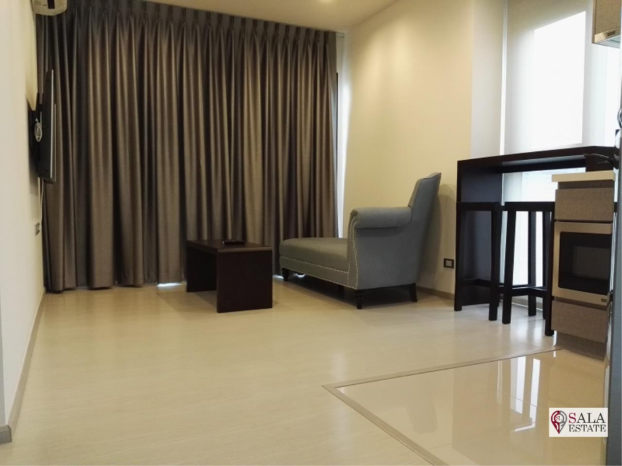 SALA ESTATE Agency's (FOR SALE WITH TENANT)RHYTHM SUKHUMVIT 36-38 – BTS THONG LOR, 48.59 SQM 1BEDROOM 1BATHROOM, FULLY FURNISHED 2