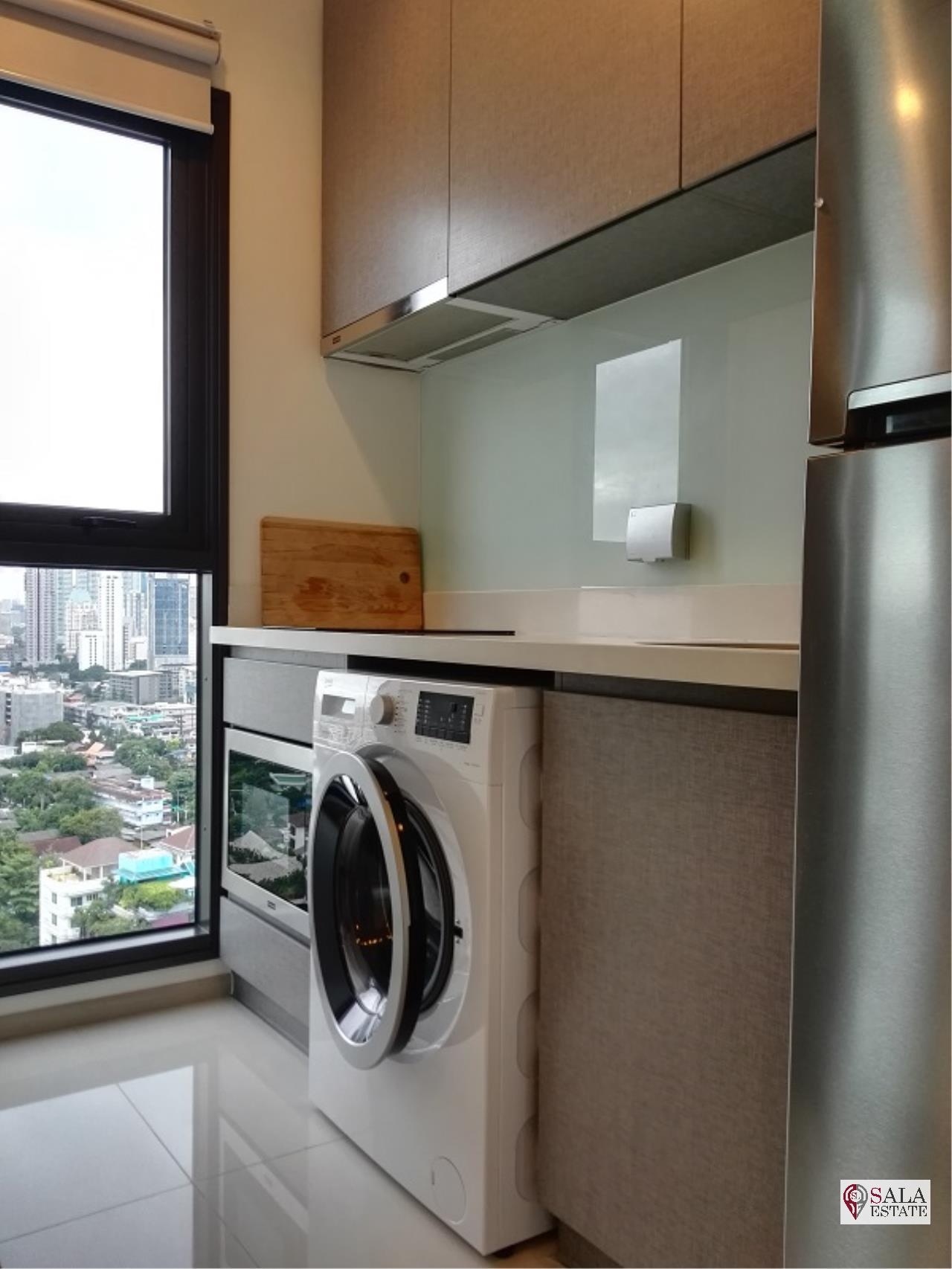SALA ESTATE Agency's (FOR SALE)RHYTHM SUKHUMVIT 36-38 – BTS THONG LOR, 1BEDROOM 1BATHROOM, FULLY FURNISHED 6