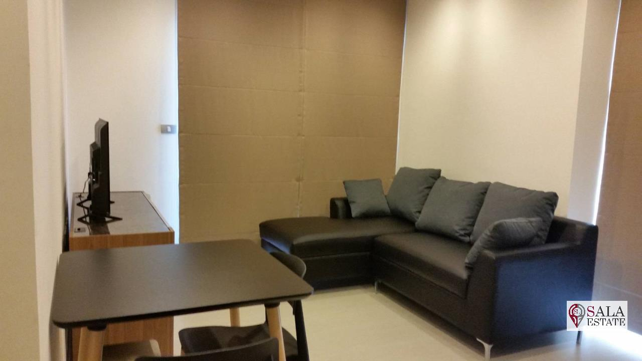 SALA ESTATE Agency's (FOR RENT)RHYTHM SUKHUMVIT 36-38 – BTS THONG LOR, 49 SQM 1BEDROOM 1BATHROOM, FULLY FURNISHED 1