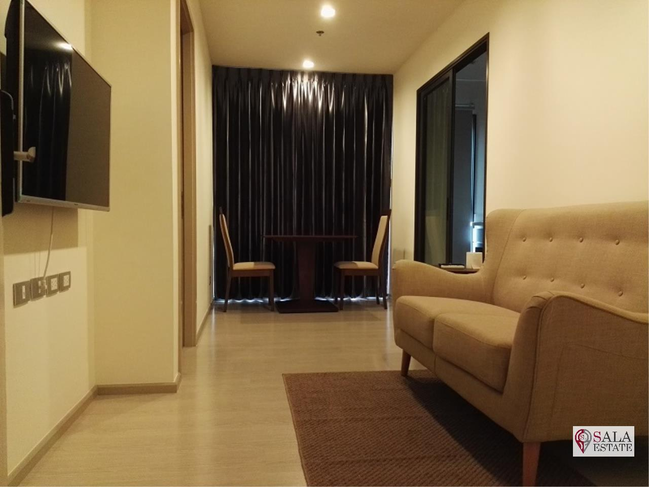 SALA ESTATE Agency's (FOR SALE)RHYTHM SUKHUMVIT 36-38 – BTS THONG LOR, 1BEDROOM 1BATHROOM, FULLY FURNISHED 2
