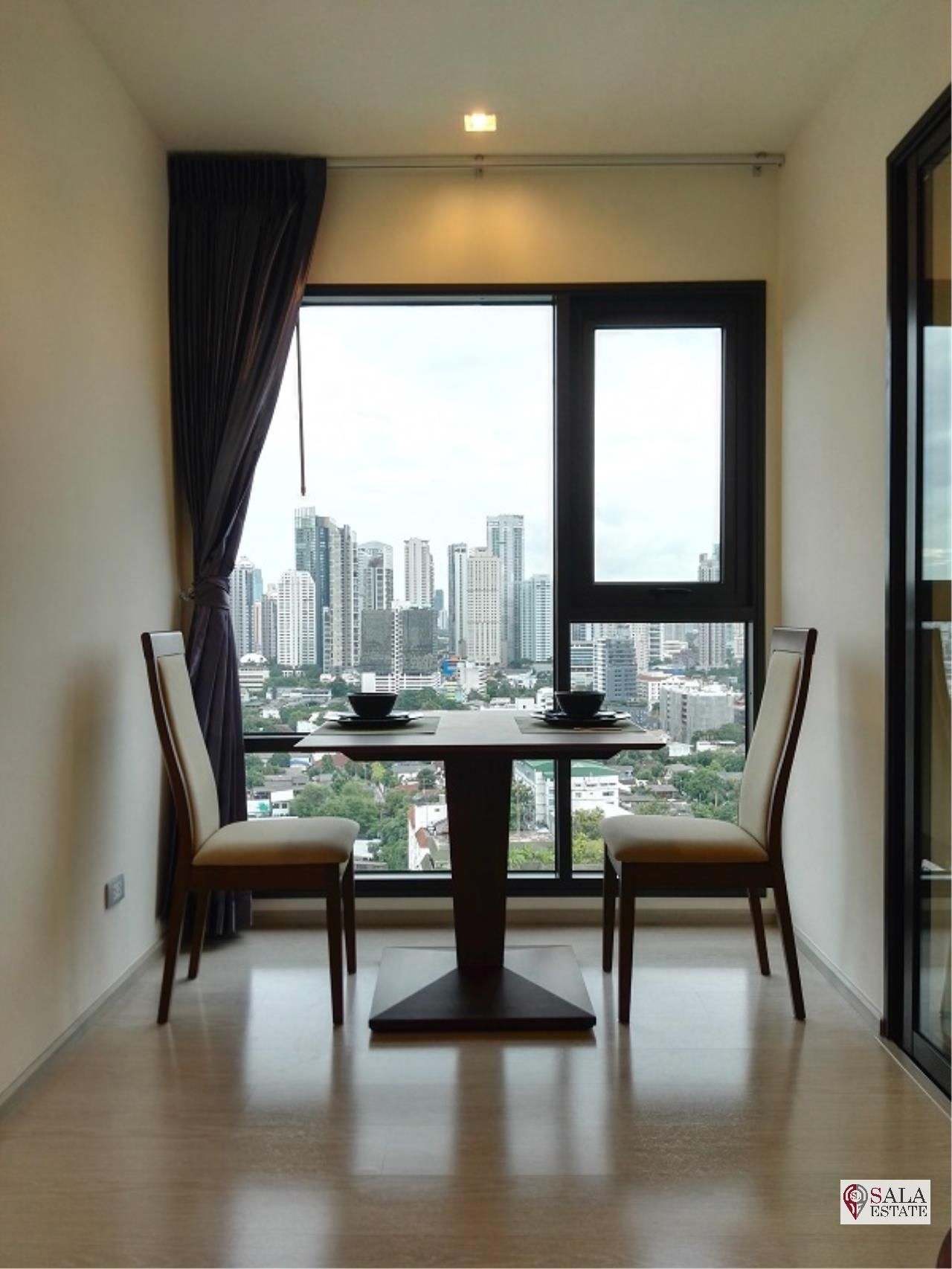 SALA ESTATE Agency's (FOR SALE)RHYTHM SUKHUMVIT 36-38 – BTS THONG LOR, 1BEDROOM 1BATHROOM, FULLY FURNISHED 5
