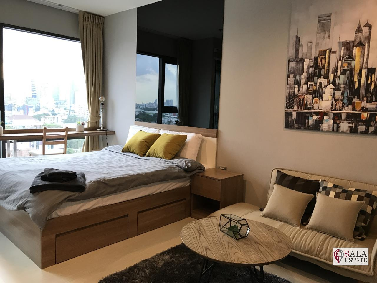 SALA ESTATE Agency's (FOR SALE WITH TENANT) RHYTHM SUKHUMVIT 36-38 – BTS THONG LOR, 24.5 SQM, STUDIO, FULLY FURNISHED 2