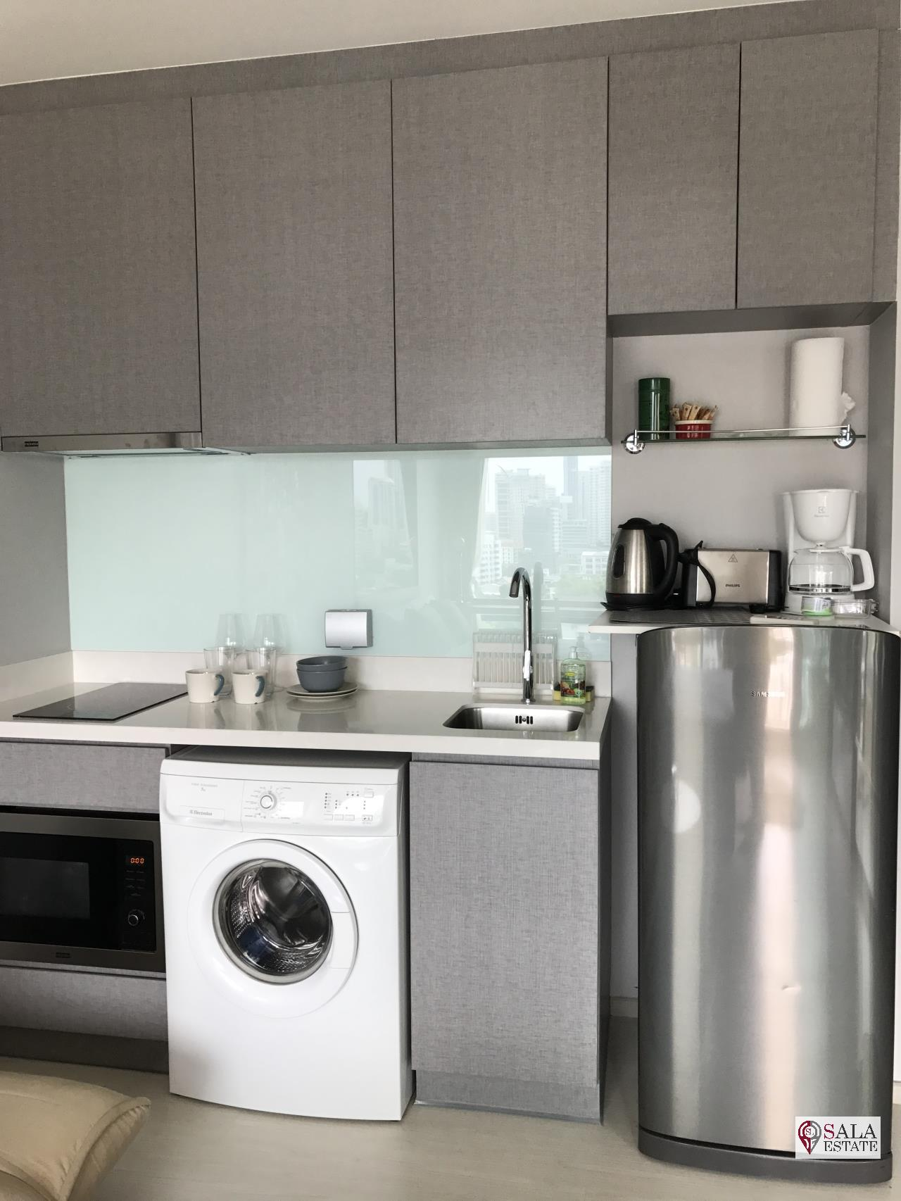 SALA ESTATE Agency's (FOR SALE WITH TENANT) RHYTHM SUKHUMVIT 36-38 – BTS THONG LOR, 24.5 SQM, STUDIO, FULLY FURNISHED 7