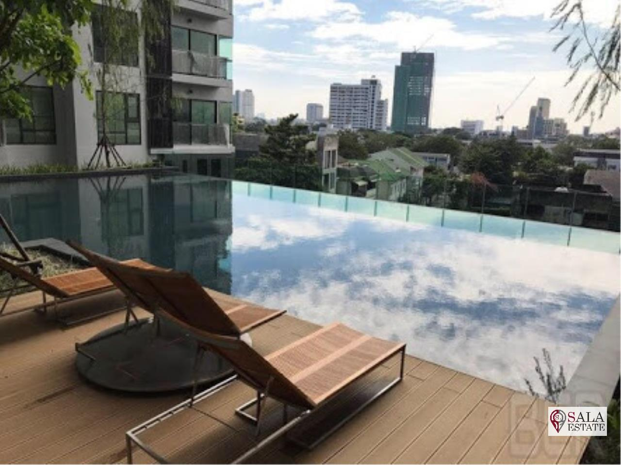 SALA ESTATE Agency's (FOR SALE WITH TENANT) RHYTHM SUKHUMVIT 36-38 – BTS THONG LOR, 24.5 SQM, STUDIO, FULLY FURNISHED 9
