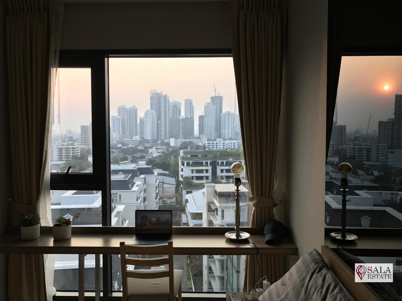 SALA ESTATE Agency's (FOR SALE WITH TENANT) RHYTHM SUKHUMVIT 36-38 – BTS THONG LOR, 24.5 SQM, STUDIO, FULLY FURNISHED 6