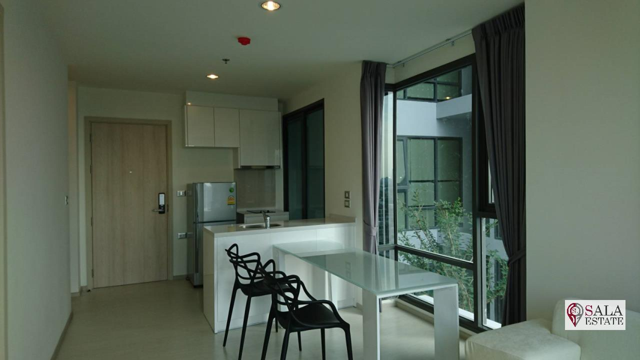 SALA ESTATE Agency's RHYTHM SUKHUMVIT 42 – BTS EKKAMAI,1BEDROOM 1BATHROOM, FULLY FURNISHED 4