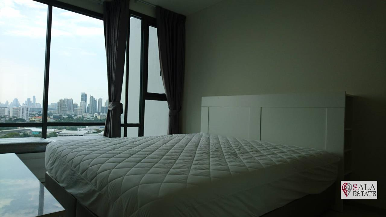 SALA ESTATE Agency's RHYTHM SUKHUMVIT 42 – BTS EKKAMAI,1BEDROOM 1BATHROOM, FULLY FURNISHED 2