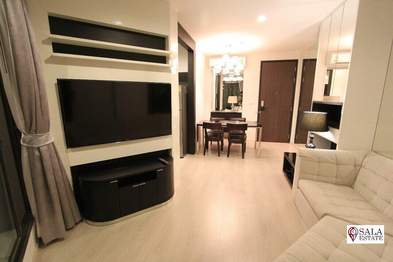 SALA ESTATE Agency's RHYTHM SUKHUMVIT 44 – BTS PHRA KHANONG, 2 Bedroom 2 Bathroom, Fully furnished, City View 1