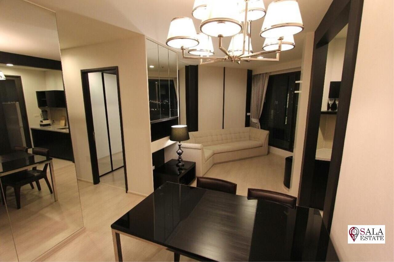 SALA ESTATE Agency's RHYTHM SUKHUMVIT 44 – BTS PHRA KHANONG, 2 Bedroom 2 Bathroom, Fully furnished, City View 3