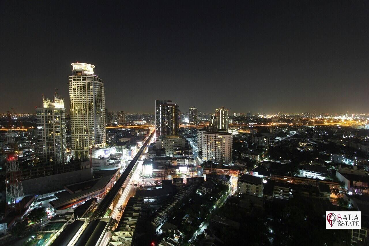 SALA ESTATE Agency's RHYTHM SUKHUMVIT 44 – BTS PHRA KHANONG, 2 Bedroom 2 Bathroom, Fully furnished, City View 9