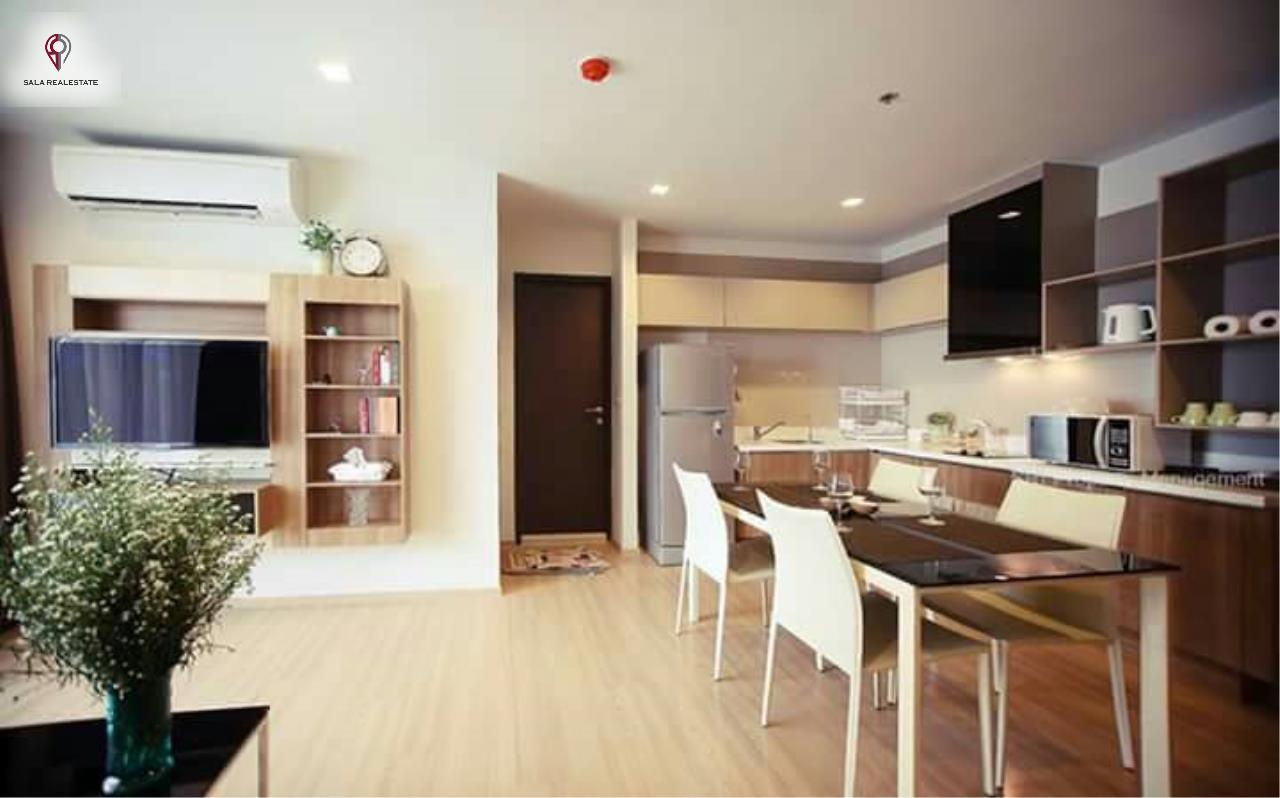 SALA ESTATE Agency's Rhythm Sathorn - BTS Surasak 3
