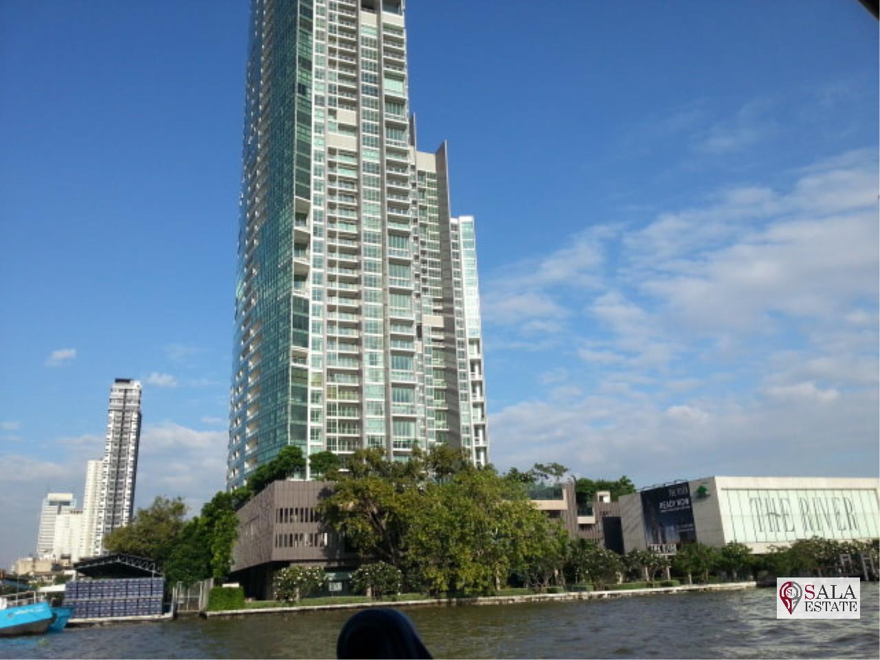 SALA ESTATE Agency's THE RIVER – NEAR CHAOPHRAYA RIVER, ICONSIAM 11