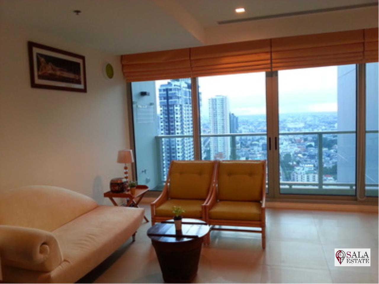 SALA ESTATE Agency's THE RIVER – NEAR CHAOPHRAYA RIVER, ICONSIAM 1