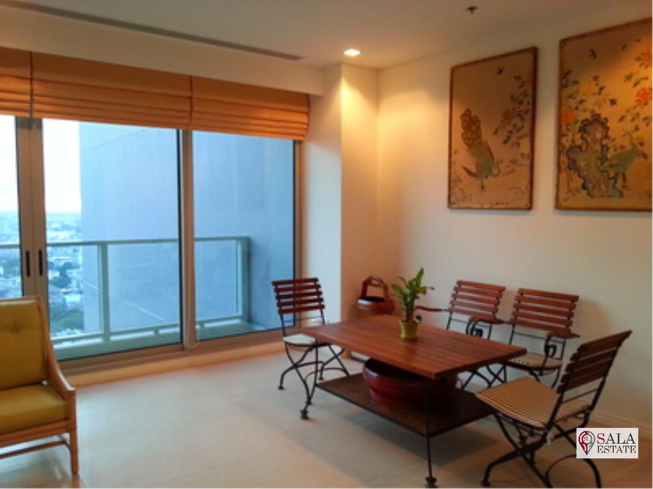 SALA ESTATE Agency's THE RIVER – NEAR CHAOPHRAYA RIVER, ICONSIAM 2