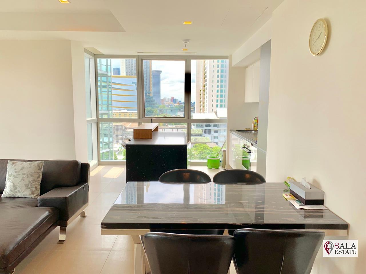 SALA ESTATE Agency's FOR SALE  THE RIVER – RIVERSIDE,ICONSIAM,豪华公寓,河景房, 2卧2卫, 家具齐全 4