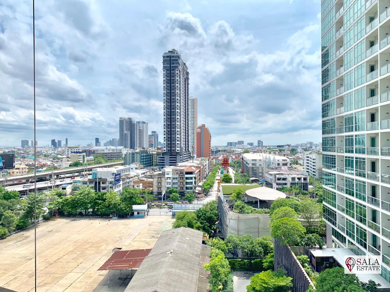 SALA ESTATE Agency's FOR SALE  THE RIVER – RIVERSIDE,ICONSIAM,豪华公寓,河景房, 2卧2卫, 家具齐全 9