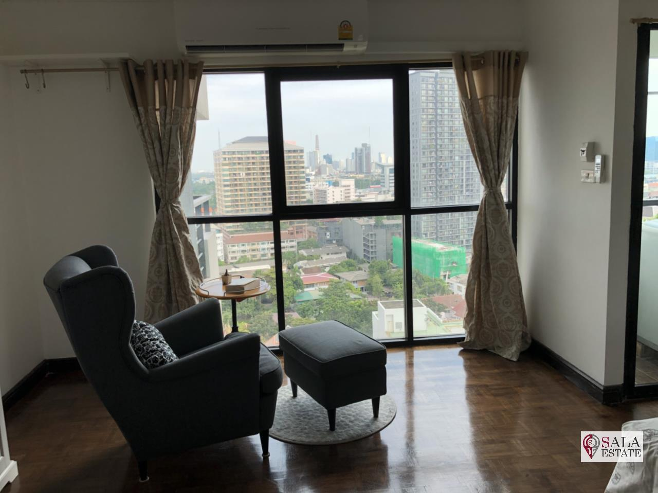SALA ESTATE Agency's SATHORN GRADEN-MRT LUMPINI 1