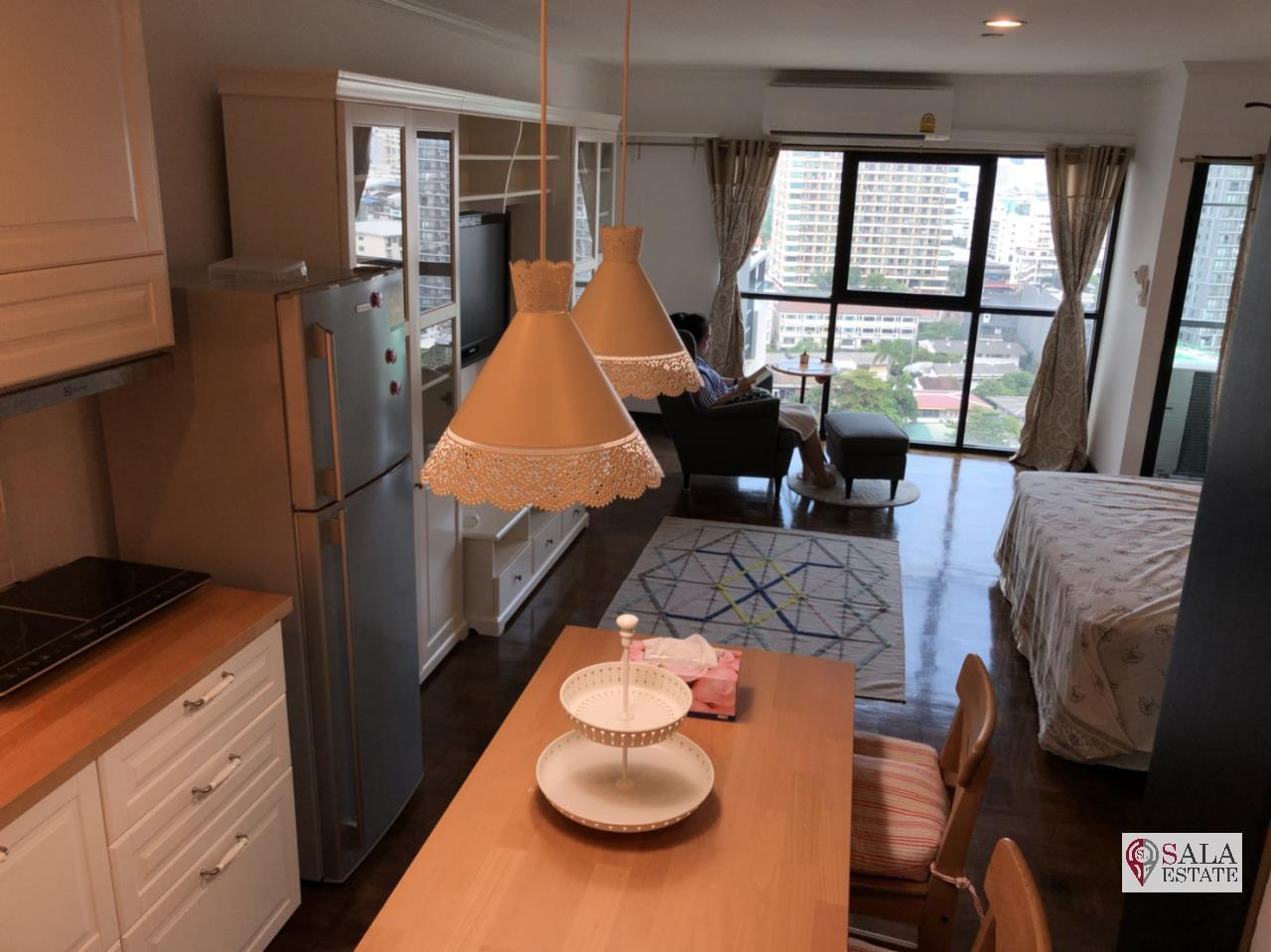 SALA ESTATE Agency's SATHORN GRADEN-MRT LUMPINI 3