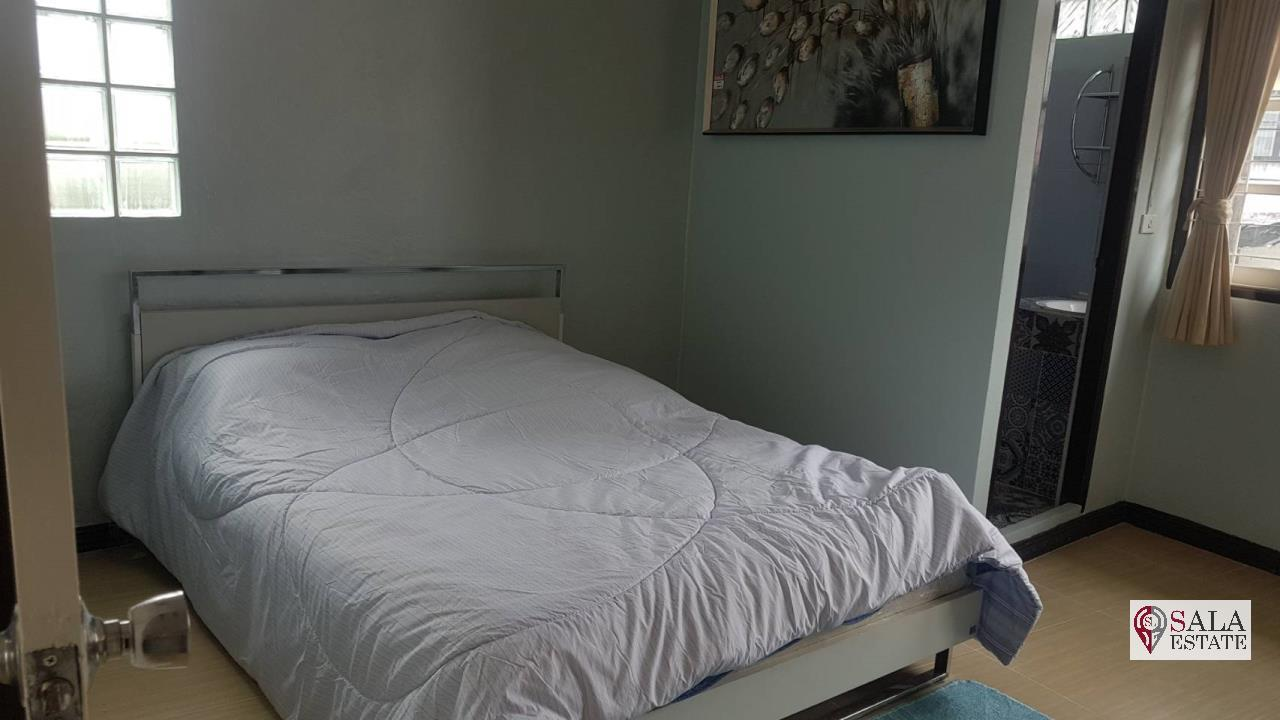 SALA ESTATE Agency's SALA HOSTEL – BTS THONGLO, city clear view, 1Bedroom1Bathroom 3