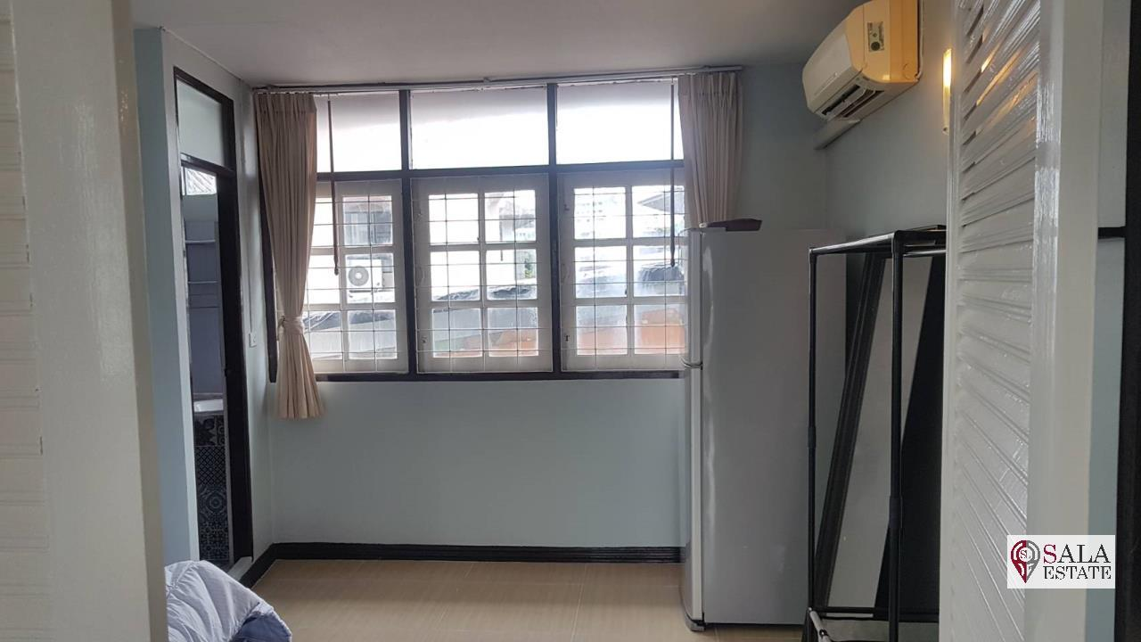 SALA ESTATE Agency's SALA HOSTEL – BTS THONGLO, city clear view, 1Bedroom1Bathroom 4