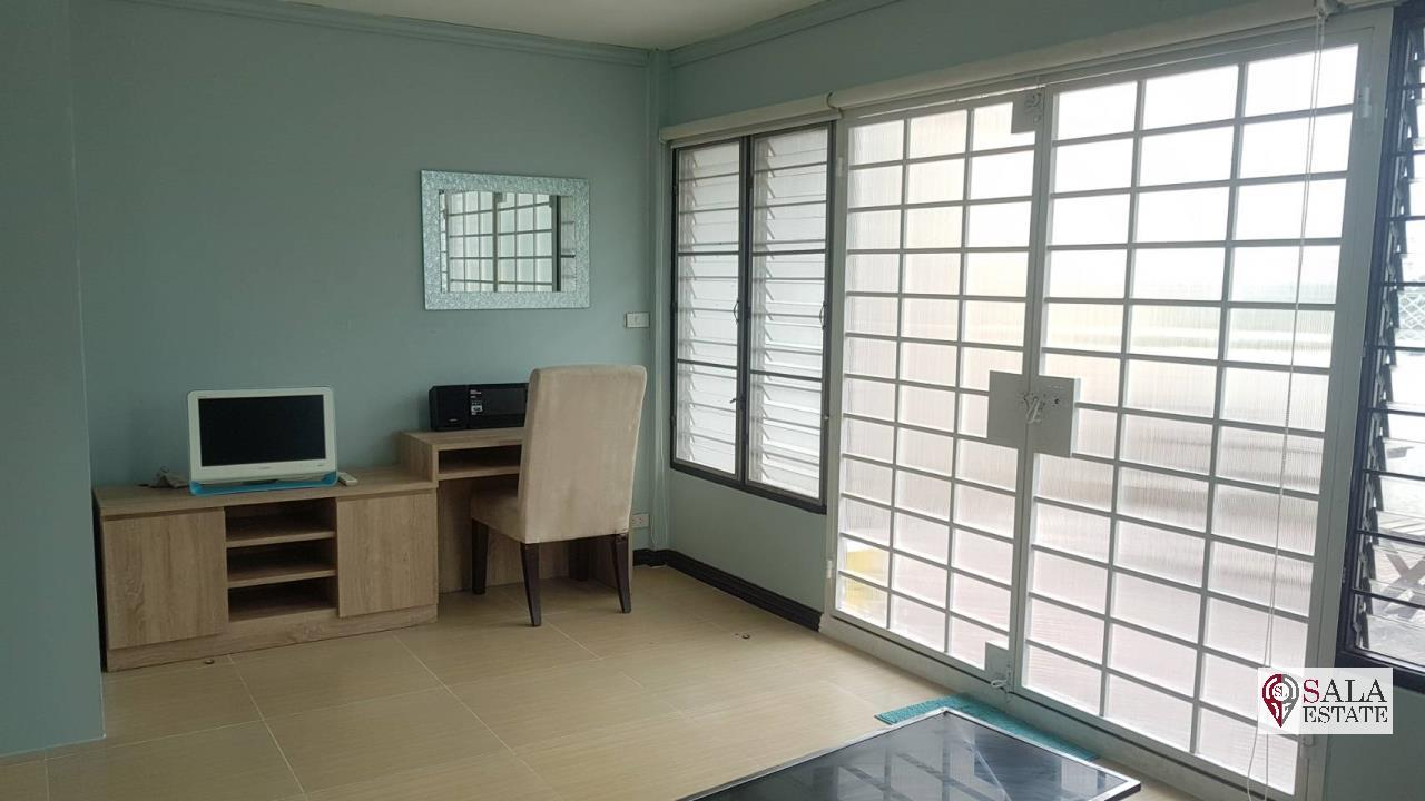 SALA ESTATE Agency's SALA HOSTEL – BTS THONGLO, city clear view, 1Bedroom1Bathroom 5