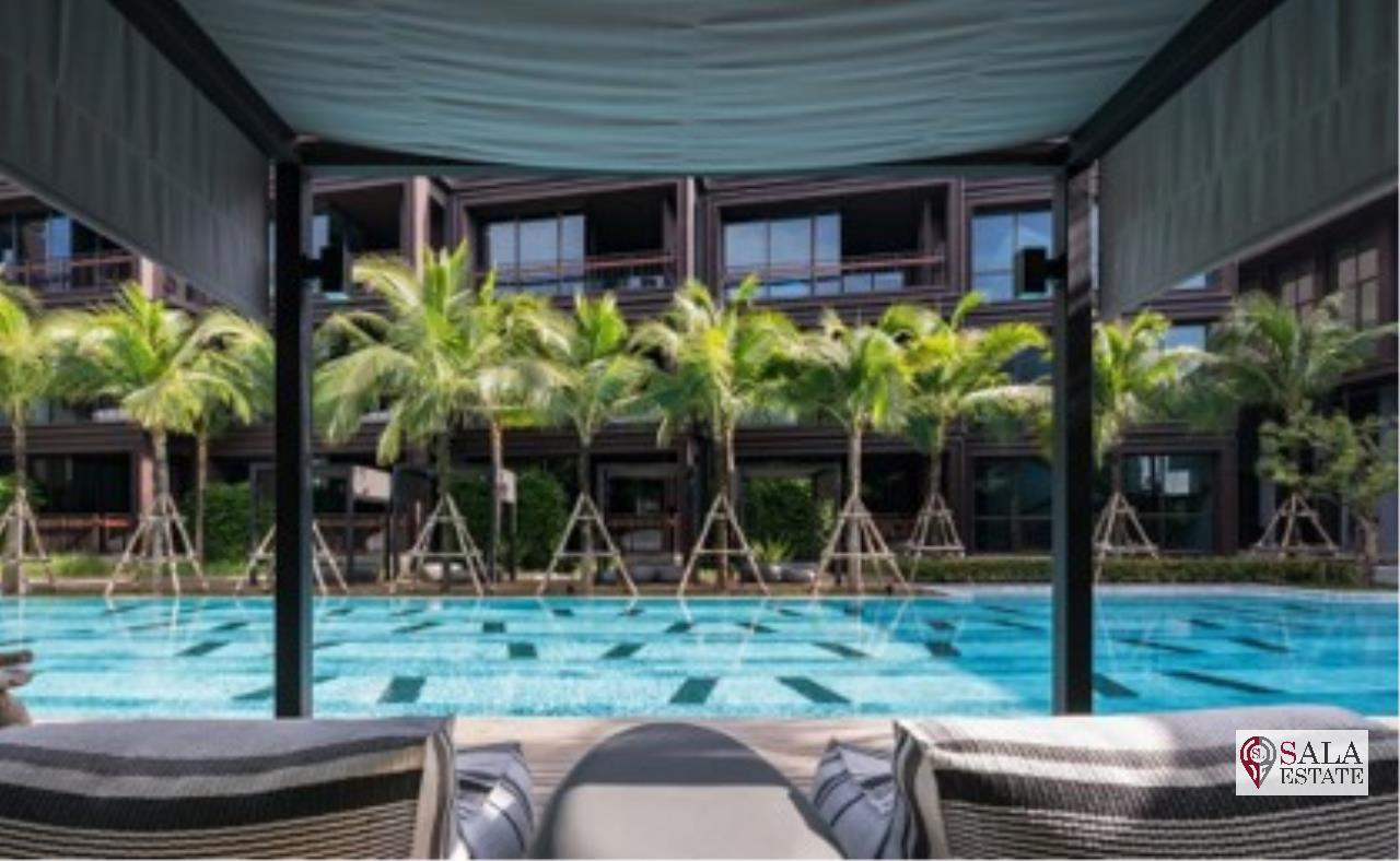 SALA ESTATE Agency's SATURDAYS RESIDENCE PHUKET - 1 BEDROOM 1 BATHROOM, FULLY FURNISHED POOL ACCESS 7