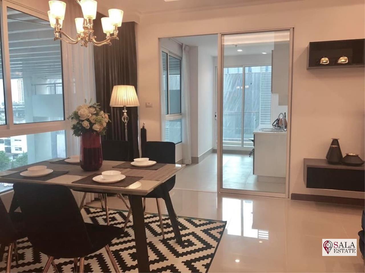 SALA ESTATE Agency's (FOR RENT) SUPALAI ELITE PHAYATHAI – BTS PHAYA THAI,70 SQM 1 BEDROOM 1 BATHROOM, FULLY FERNISHED, CITY VIEW 15