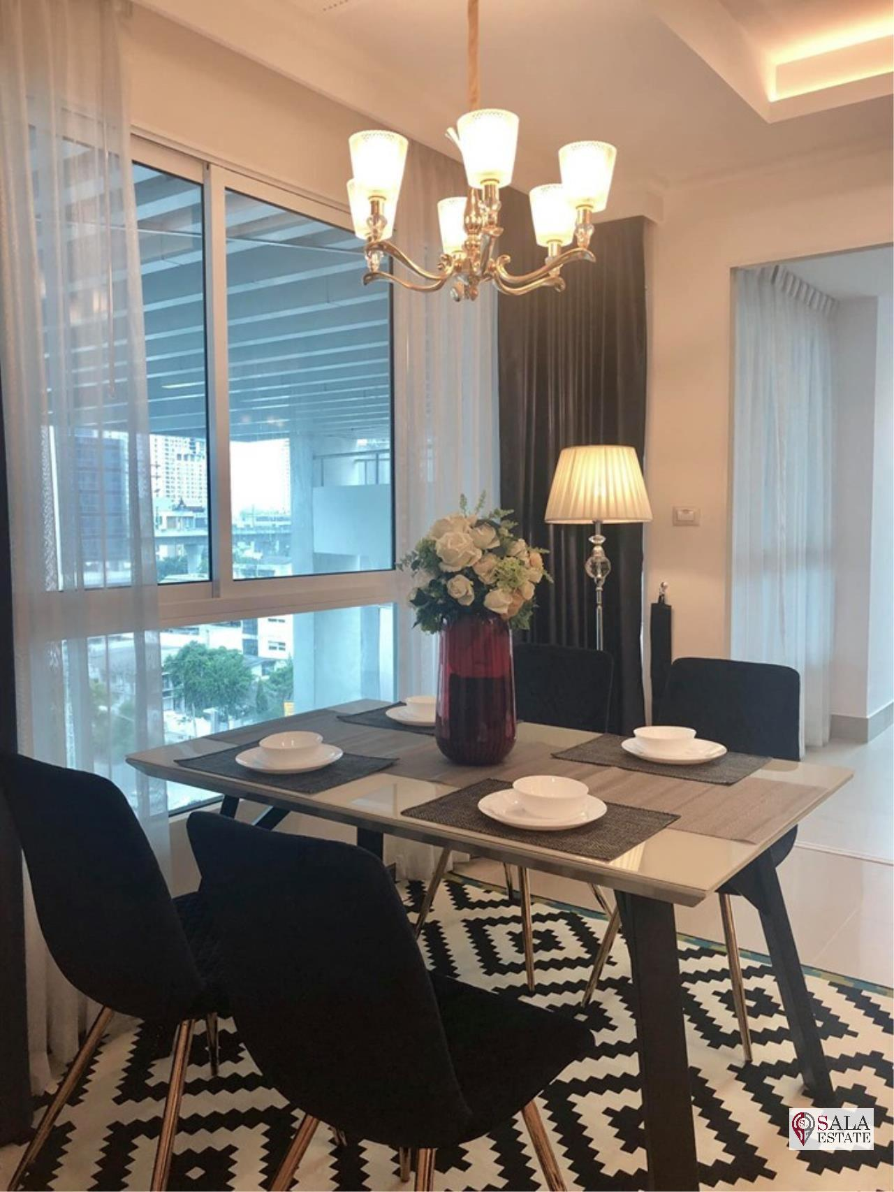 SALA ESTATE Agency's (FOR RENT) SUPALAI ELITE PHAYATHAI – BTS PHAYA THAI,70 SQM 1 BEDROOM 1 BATHROOM, FULLY FERNISHED, CITY VIEW 16