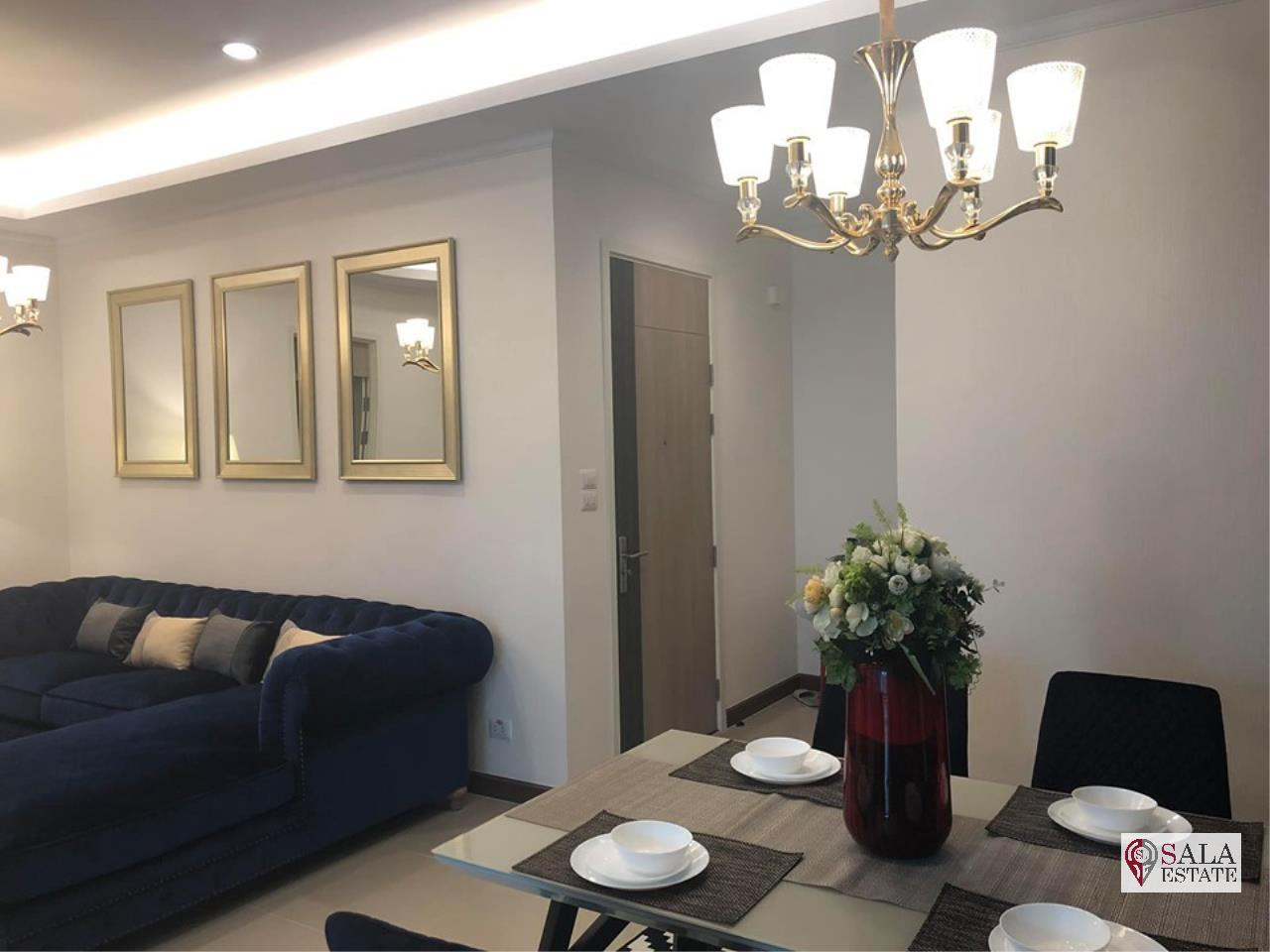 SALA ESTATE Agency's (FOR RENT) SUPALAI ELITE PHAYATHAI – BTS PHAYA THAI,70 SQM 1 BEDROOM 1 BATHROOM, FULLY FERNISHED, CITY VIEW 5