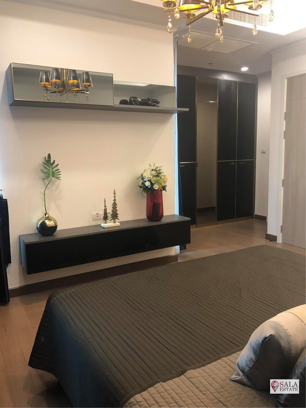 SALA ESTATE Agency's (FOR RENT) SUPALAI ELITE PHAYATHAI – BTS PHAYA THAI,70 SQM 1 BEDROOM 1 BATHROOM, FULLY FERNISHED, CITY VIEW 13