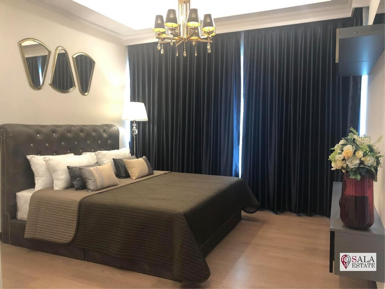 SALA ESTATE Agency's (FOR RENT) SUPALAI ELITE PHAYATHAI – BTS PHAYA THAI,70 SQM 1 BEDROOM 1 BATHROOM, FULLY FERNISHED, CITY VIEW 10