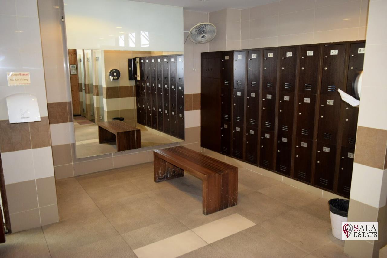 SALA ESTATE Agency's SUPALAI PREMIER NARATHIWAS – BTS CHONG NONSI, 1 BEDROOM 1 BATHROOM, FULLY FERNISHED, CITY VIEW 16