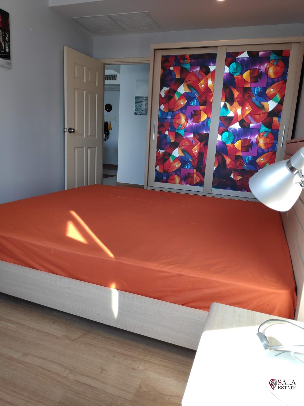SALA ESTATE Agency's SUPALAI PREMIER NARATHIWAS – BTS CHONG NONSI, 1 BEDROOM 1 BATHROOM, FULLY FERNISHED, CITY VIEW 7
