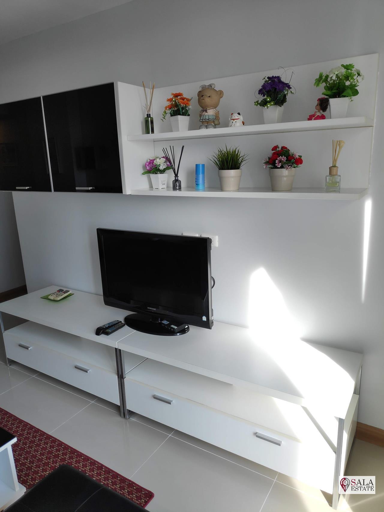 SALA ESTATE Agency's SUPALAI PREMIER NARATHIWAS – BTS CHONG NONSI, 1 BEDROOM 1 BATHROOM, FULLY FERNISHED, CITY VIEW 5