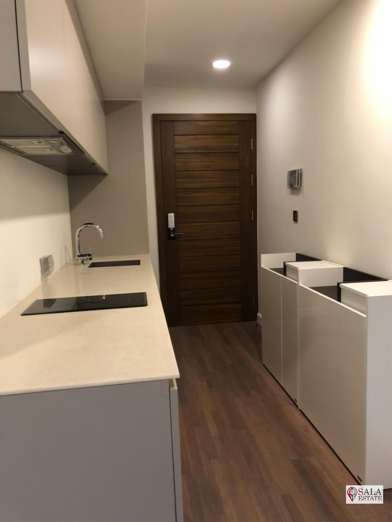 SALA ESTATE Agency's SYNC NATURE SIAM – BTS NATIONAL STADIUM, 0 Bedroom 0 Bathroom, Fully furnished, City View 6