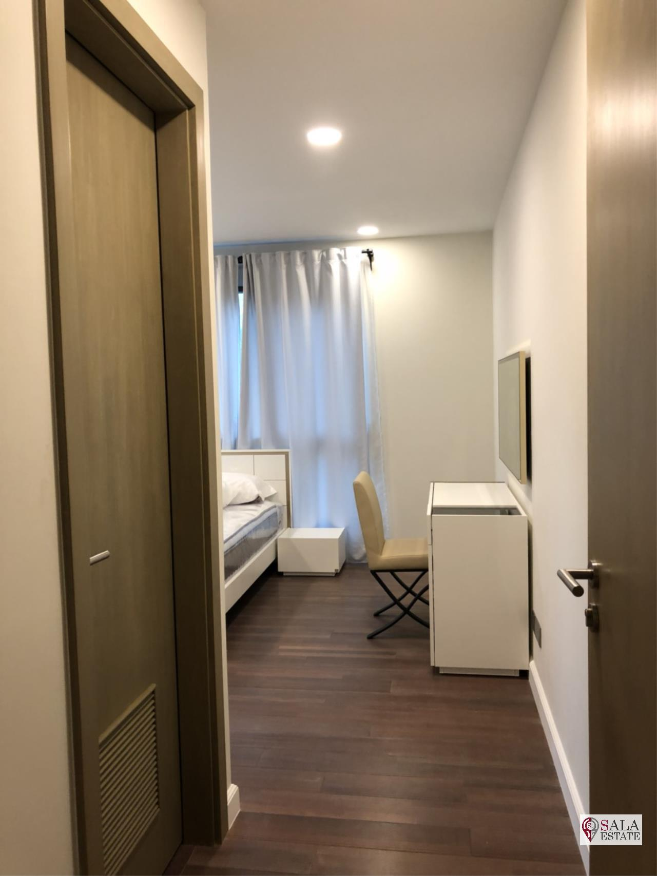 SALA ESTATE Agency's SYNC NATURE SIAM – BTS NATIONAL STADIUM, 0 Bedroom 0 Bathroom, Fully furnished, City View 12