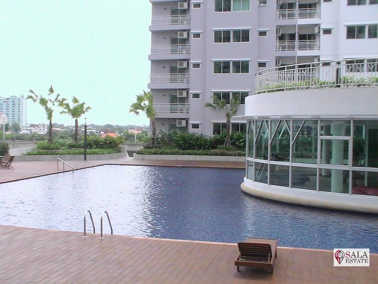 SALA ESTATE Agency's For Sale Fire Price!!! Supalai Park Tiwanon - Studio, Floor1X 3