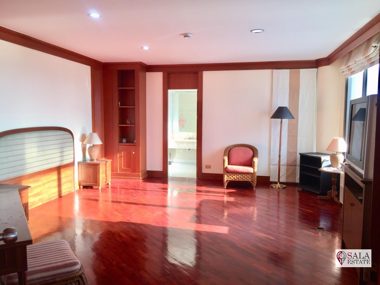 SALA ESTATE Agency's TRIDHOS CITY MARINA – RIVERSIDE-NEAR ICON SIAM-PET ALLOWED, 2 Bedroom 2 Bathroom, Fully furnished, River View 5