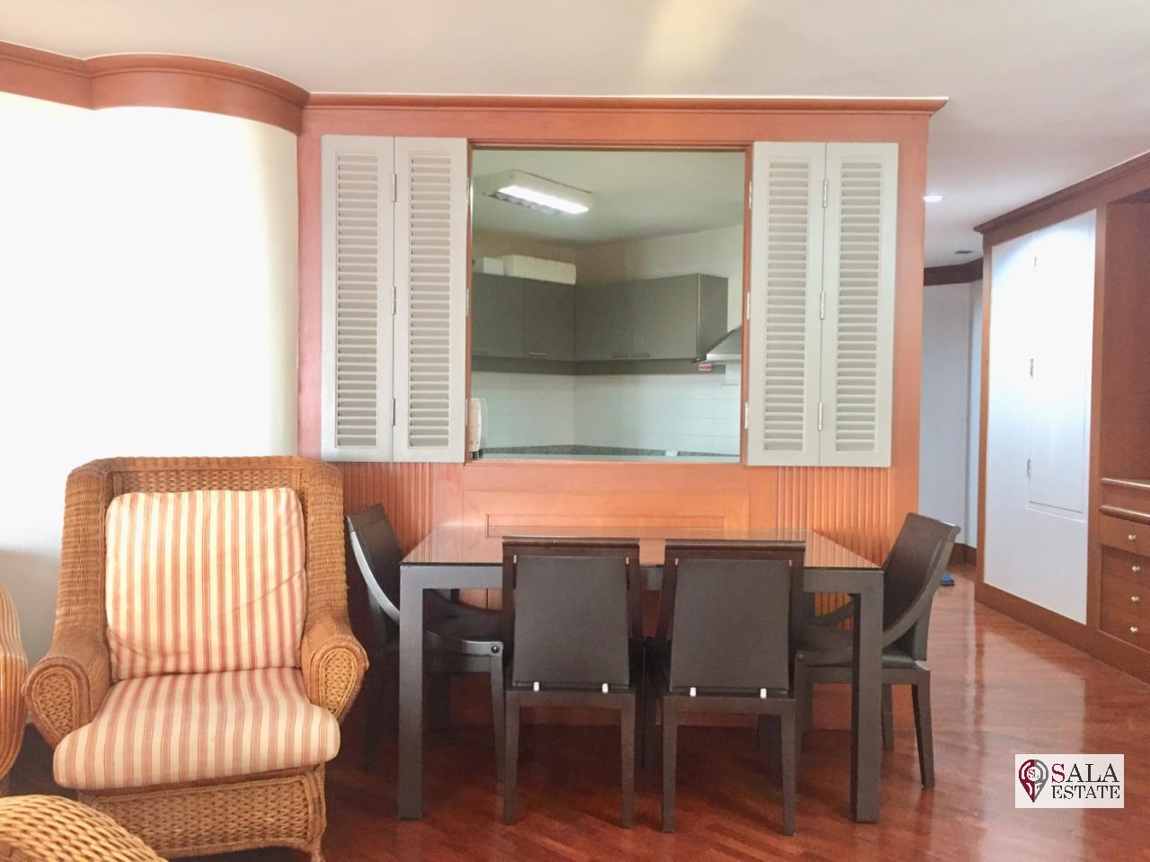 SALA ESTATE Agency's TRIDHOS CITY MARINA – RIVERSIDE-NEAR ICON SIAM-PET ALLOWED, 2 Bedroom 2 Bathroom, Fully furnished, River View 10