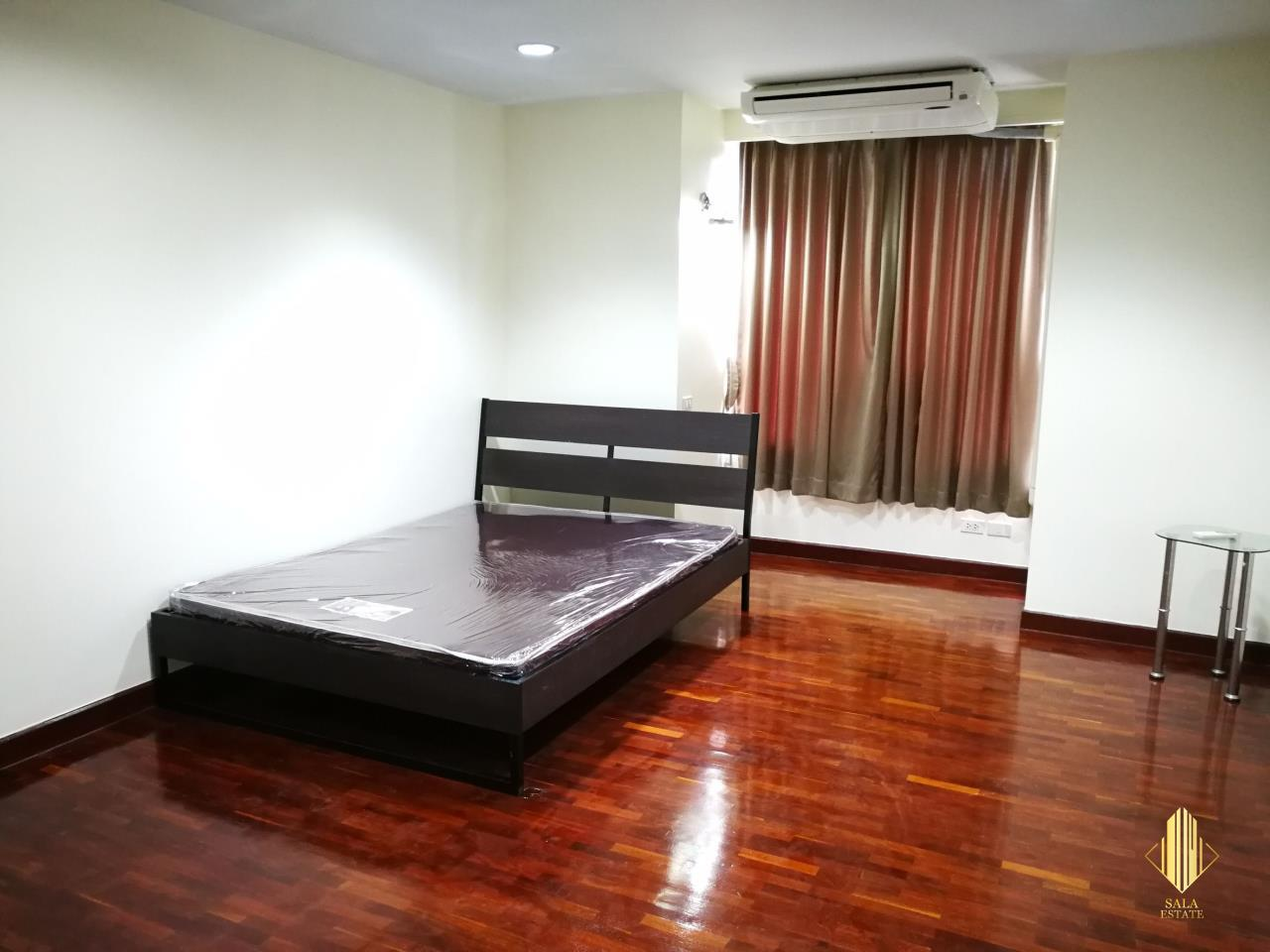 SALA ESTATE Agency's (FOR RENT) TRIDHOS CITY MARINA – RIVERSIDE - NEAR ICON SIAM-PET ALLOWED, 3 BEDROOMS 4 BATHROOMS, 4 FLOORS, 300 SQM, FULLY FURNISHED, CITY VIEW 9
