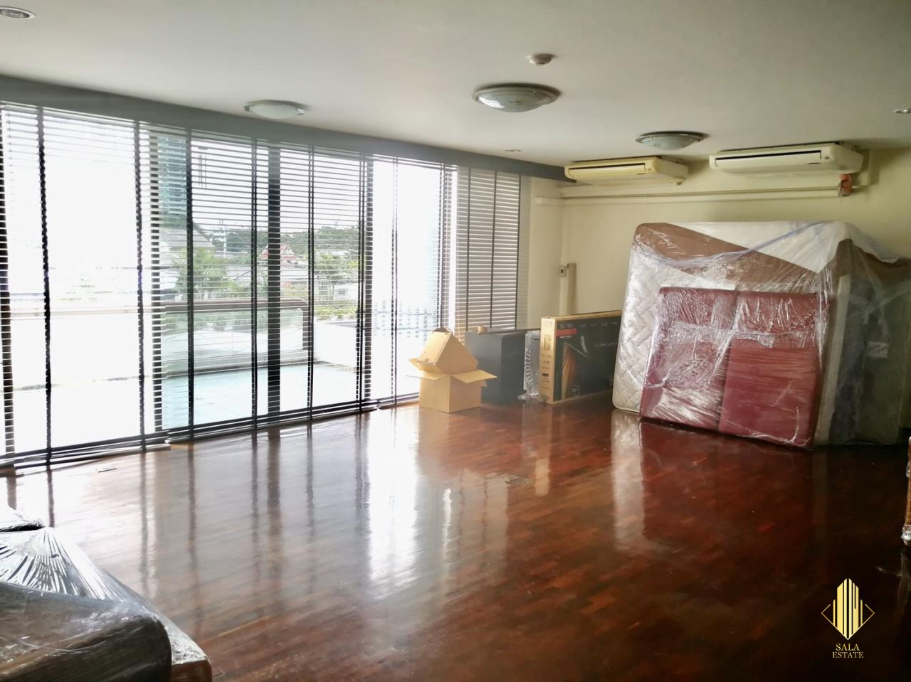 SALA ESTATE Agency's (FOR RENT) TRIDHOS CITY MARINA – RIVERSIDE - NEAR ICON SIAM-PET ALLOWED, 3 BEDROOMS 4 BATHROOMS, 4 FLOORS, 300 SQM, FULLY FURNISHED, CITY VIEW 2