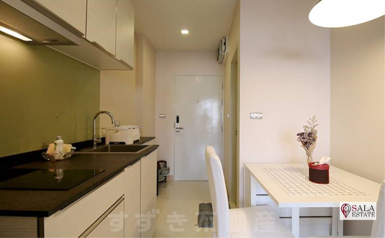 SALA ESTATE Agency's TREE CONDO EKAMAI – BTS EKKAMAI, 1 BEDROOMS 2BATHROOMS, FULLY FURNISHED FOR RENT 6